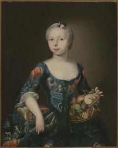 Portret van Hendrica Swanenburgh (1732-1801)