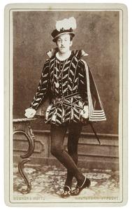 Portret van Johan Jacob Clotterbooke Patijn (1859-1922) als Graaf van Hautekerke