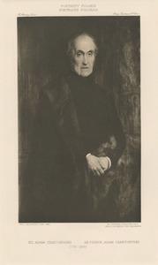 Portret van prins Adam Jerzy Czartoryski (1770-1861)