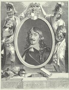 Portret van Otte Thott (1607-1656)