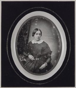 Portret van Maria Catharina Buyskes (1825-1903)