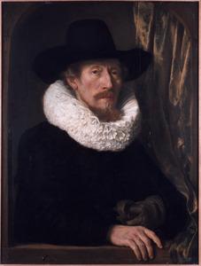 Portret van Jan Pietersz. van den Eeckhout (1584-1652)