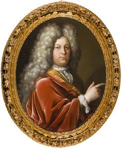 Portret van Jacob Noorthey (1673-1733)