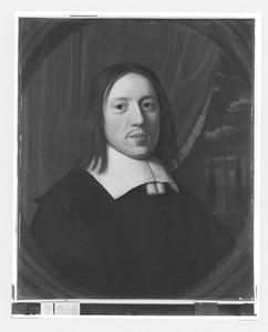 Portret van Hendrik Moreelse (1615-1666)