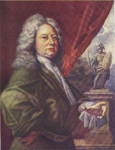 Portret van Franz Anton von Sporck (1662-1738)