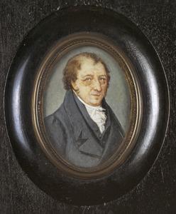 Portretvan Frank van der Goes (1772-1855)