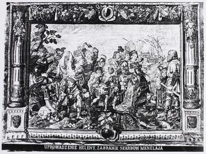 Ontvoering van Helena van Troje door Paris