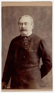 Portret van Louis Gaspard Adrien van Hangest d' Yvoy (1857-1927)