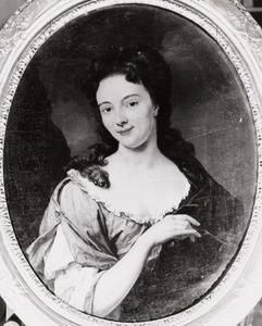 Portret van waarschijnlijk Sophia de Bringues ( -1760)