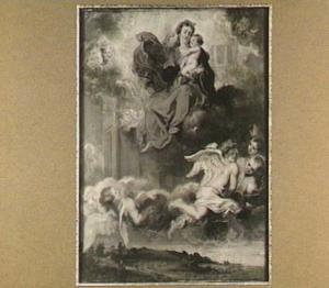 Verheerlijking van Maria