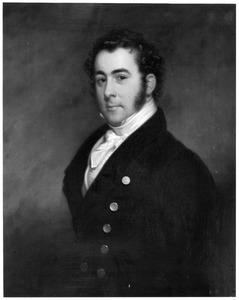 Portret van George Isaac Bruce (1803-1850)