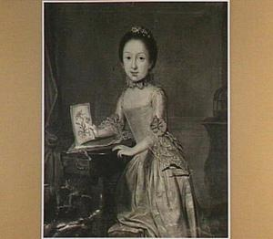 Portret van Johanna Clifford (1753-1791)