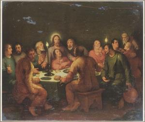 Het laatste avondmaal (Mattheus 26:20)