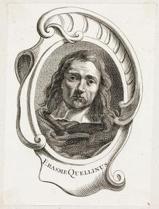 Portret van Erasmus Quellinus II (1607-1678)