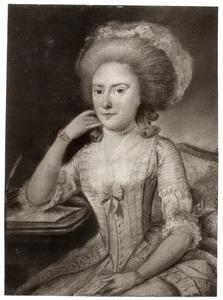 Portret van Hubertina van Wijn (1748-1806)