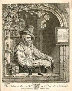 De apotheker, of de alchemist