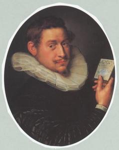 Portret van Bartholomeus Moor (1573- )