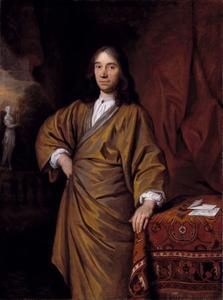 Portret van John Banckes