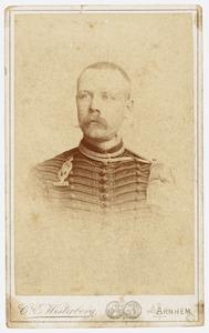 Portret van Peter van Oort (1866- )