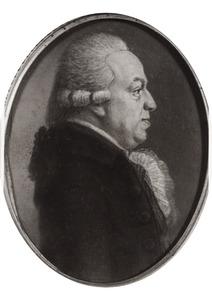 Portret van Joannes Tra Kranen (1738-1814)
