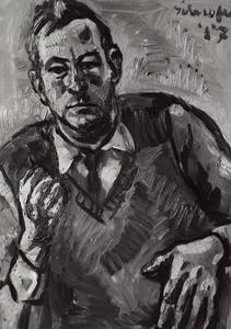 Portret van Jacobus Westerik (1924- )