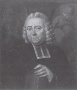 Portret van Johannes Jacobus Schultens (1716-1778)