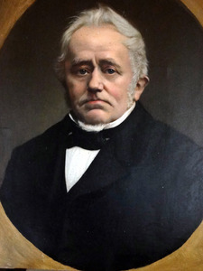 Portret van Jacob Nicolaas Everts (1817-1888)