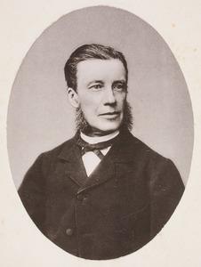 Portret van Boudewijn Cornelis Jacobus Mosselmans (1830-1911)