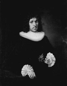 Portret van een Hamburgse raadsheer (Hieronymus Sillem?)