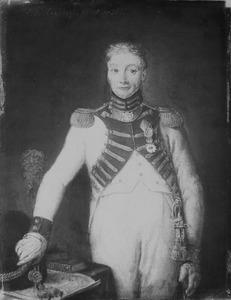 Portret van Jan van den Berg (1769-1819)