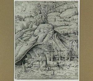 Elia bij de beek Kerit  door de raven gevoed (1 Koningen 17:1-6)