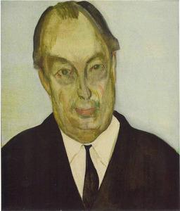 Portret van Nico Jesse (1911-1976)