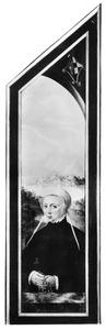 Portret van Lijsbeth Bam (....-....)