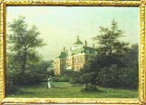 Huis ten Bosch bij Den Haag