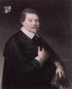 Portret van Gerard Briell van Welhoeck (1593-1665)