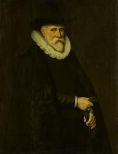 Portret van Gerrit Jacob Witsen (?-1626)