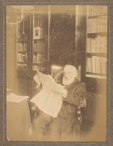 Portret van Johannes Diederik Tilanus (1835-1918)