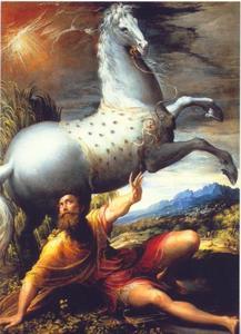 De bekering van Saulus