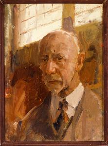 Portret van Isaac Israels en Sophie de Vries (1879-1931)