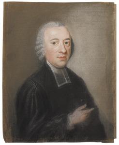 Portret van Daniël Zacharie Chatelain (....-1807)