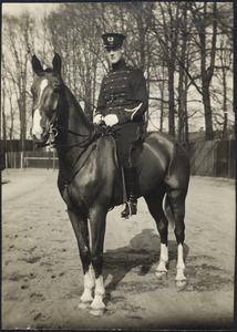 Portret van Jan Hugo Gevers (1891-1956)