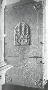 Grafsteen van Ursula, hertogin van Mecklenburg (1510-1586)