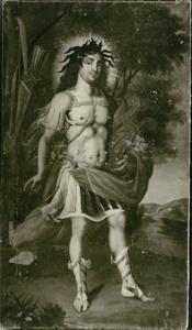 Phoebus Apollo, god van de kunsten