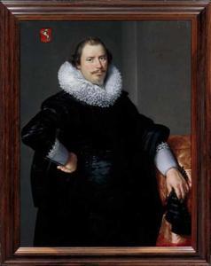 Portret van Philips Ram (1585-1632)