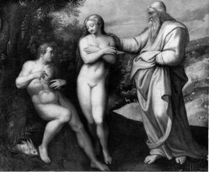 De schepping van Eva