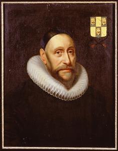 Portret van Paulus Timmerman