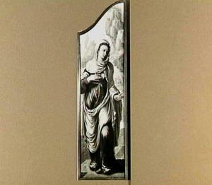 Maria (linkerbuitenluik van een drieluik)