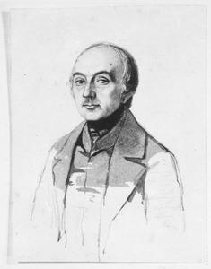 Portret van Jan Carel van Goltstein (1794-1872)