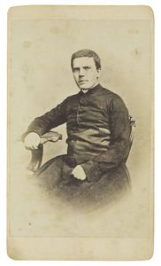 Portret van Martinus Godefridus Canters (1842-1882)