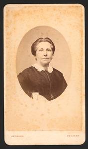 Portret van Margaretha de Rochemont Eekhout (1827-1909)